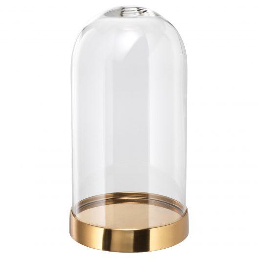 باکس شیشه ای 19 سانتی ایکیا مدل BEGAVNING