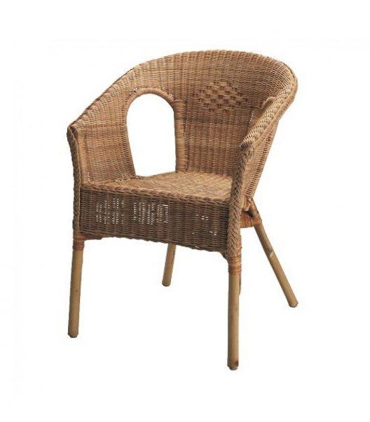 صندلی حصیری ایکیا مدل AGEN