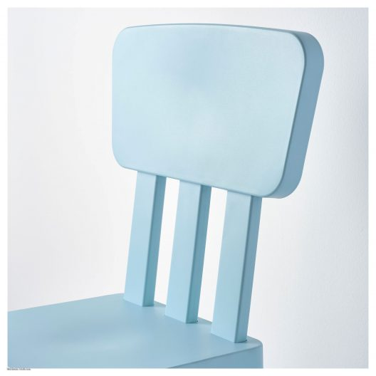 صندلی کودک آبی ایکیا مدل MAMMUT