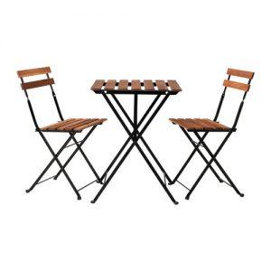 میز و صندلی ایکیا مدلTARNO