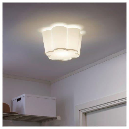 چراغ سقفی ایکیا مدل LYSBOJ