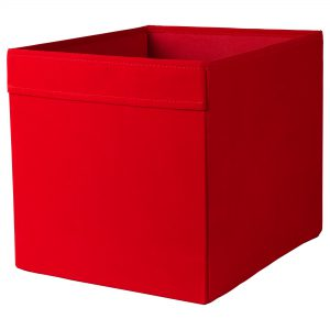 باکس قرمز ایکیا مدل DRONA