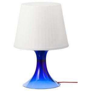 آباژور آبی ایکیا مدل LAMPAN