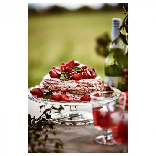 ظرف کیک خوری ایکیا مدل ARV