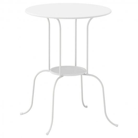میز عسلی دو طبقه ایکیا مدل LINDVED