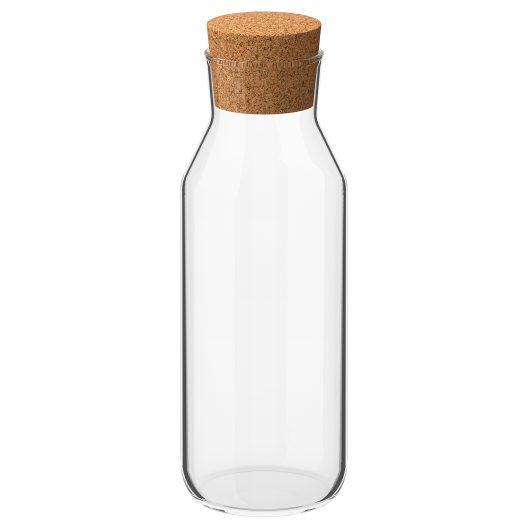 بطری درب چوب پنبه ایکیا مدل 365 نیم لیتری