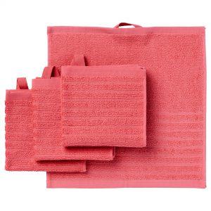 حوله چهار عددی قرمز ایکیا مدل VAGSJON سایز 30*30