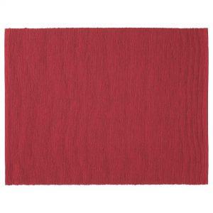 زیر بشقابی قرمز ایکیا مدل MARIT