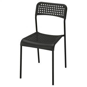 صندلی مشکی ایکیا مدل ADDE