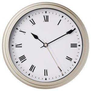 ساعت دیواری ایکیا مدل VISCHAN