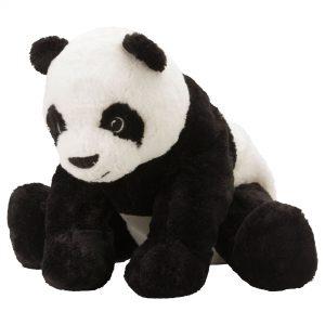 عروسک خرس پاندا ایکیا مدل KRAMIG