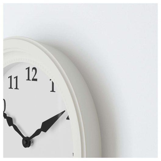 ساعت دیواری ایکیا مدل SONDRUM