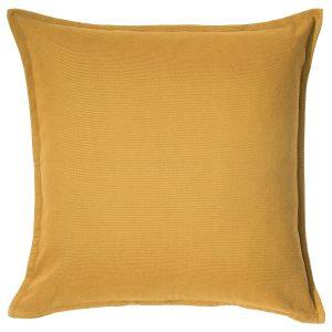 کاور کوسن زرد ایکیا مدل GURLI
