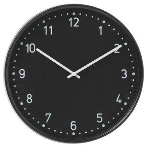 ساعت دیواری ایکیا مدل BONDIS