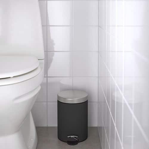 سطل سرویس بهداشتی ایکیا مدل EKOLN