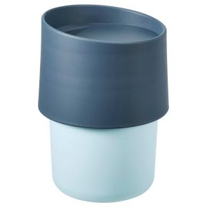 IKEA Travel mug, blue,