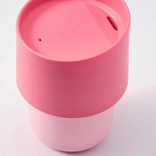 IKEA Travel mug, pink