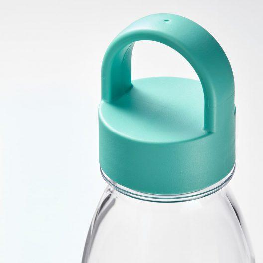 بطری درب آبی ایکیا مدل IKEA 365+