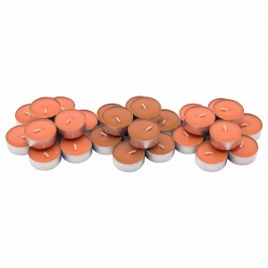 شمع وارمر معطر نارنجی 30 تایی ایکیا مدل SINNLIG