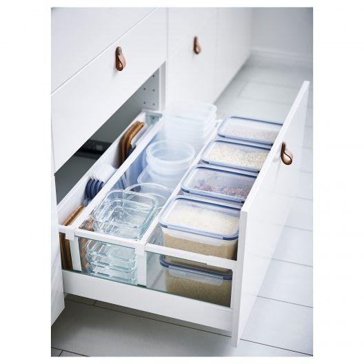 ظرف نگهدارنده پلاستیکی ایکیا مدل IKEA 365+
