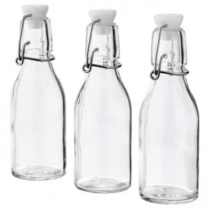 بطری کلیپسی سه عددی ایکیا مدل KORKEN