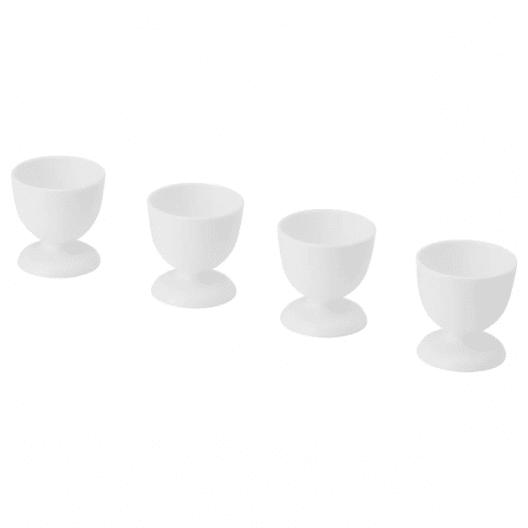 ظرف تخم مرغ چهار عددی سفید BENAGEN