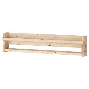 شلف دیواری چوبی ایکیا مدل FLISAT
