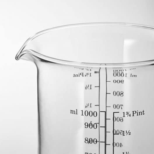 پیمانه اندازه گیری 1 لیتری ایکیا مدل VARDAGEN